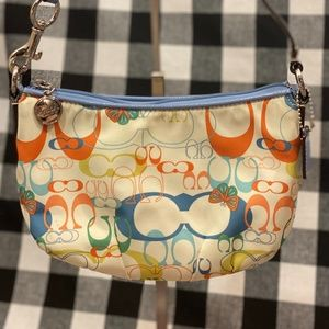 COACH Signature C Butterfly